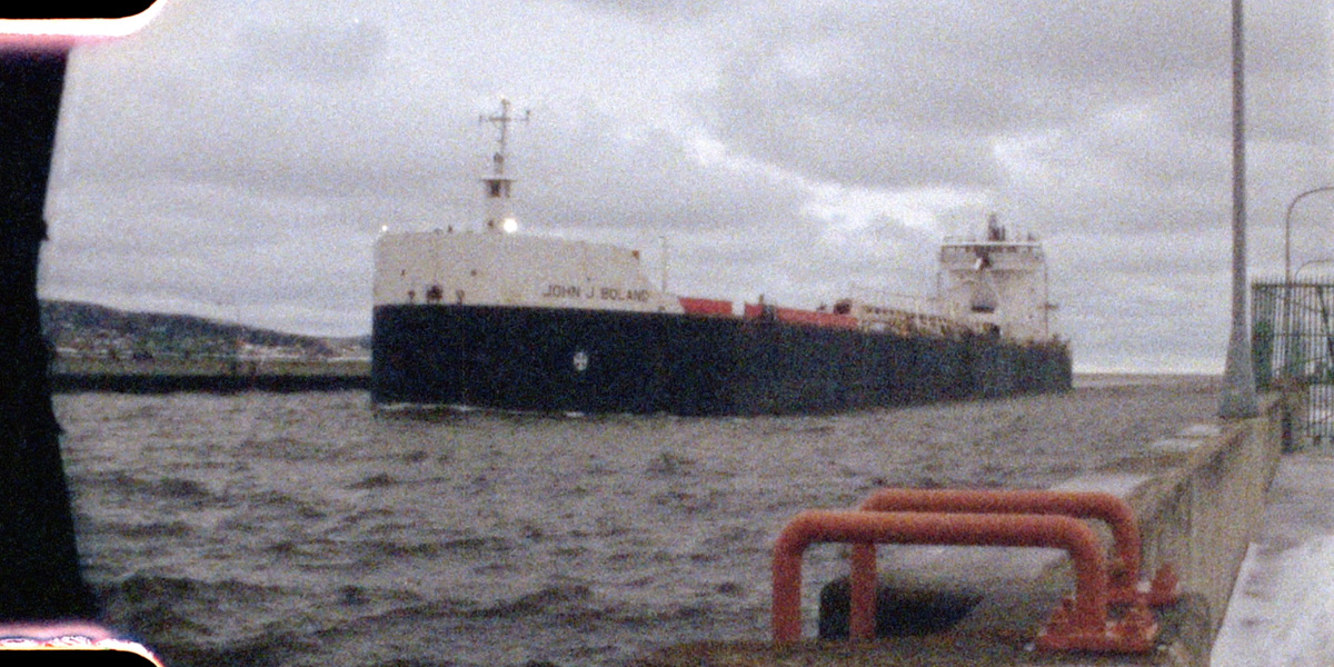 Duluth Shipping on 8mm Film