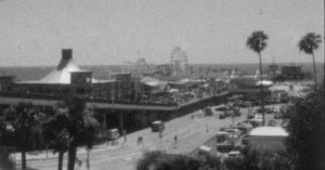 Sunny Santa Monica on 8mm Film