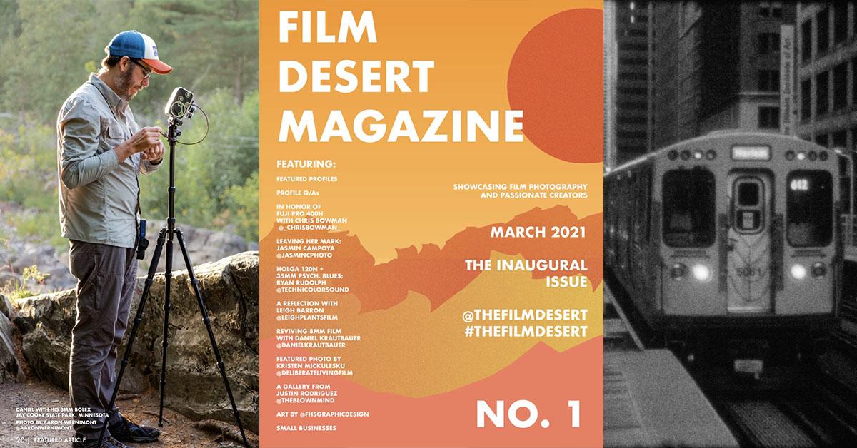 Film Desert Magazine Feature!